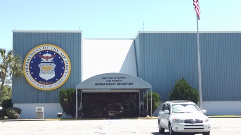 Armament museum outside Fort Walton Beach a cool reminder of great tech in AF