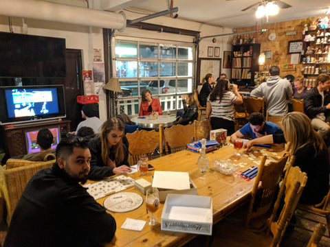 Grandma's House is Denver's answer for geeks who drink