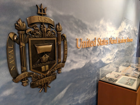 Maritime history, artifacts pack US Naval Academy Museum
