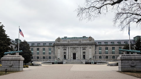 US Naval Academy filled with history, honor, beautiful architecture