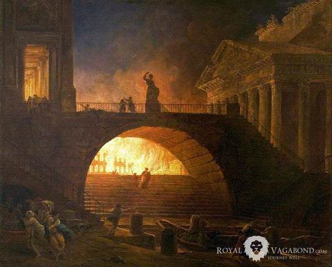 Rome Burned Down, We're All Still Here
