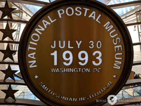 National Postal Museum exhibits Haphazard Collection, Somewhat Polished