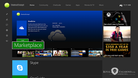 How to Watch Movies on your OneDrive on Your XBox 360 or XBox One