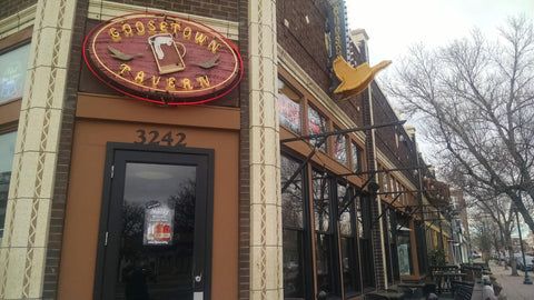 Denver's Goosetown Tavern needs only two words - PORK WINGS
