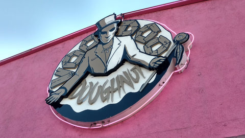 Denver's VooDoo Doughnuts full of scary, eclectic colors, flavors