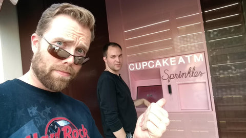 Dallas Cupcake ATM serves novelty, deliciousness