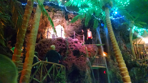 Infamous Casa Bonita great for experience, not food