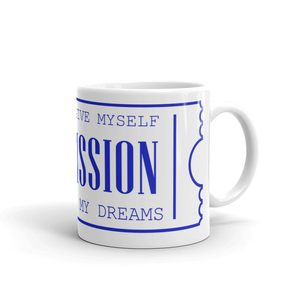 Mug - Permission to Dream