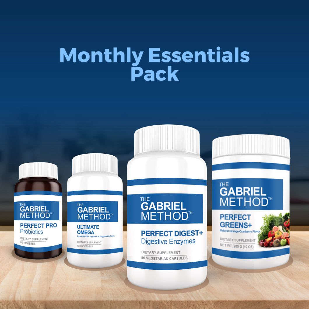 Monthly Essentials Pack