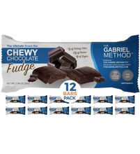 Load image into Gallery viewer, <span><b>The Ultimate</b> Snack Bar</span> Chewy Chocolate <i>Fudge</i>