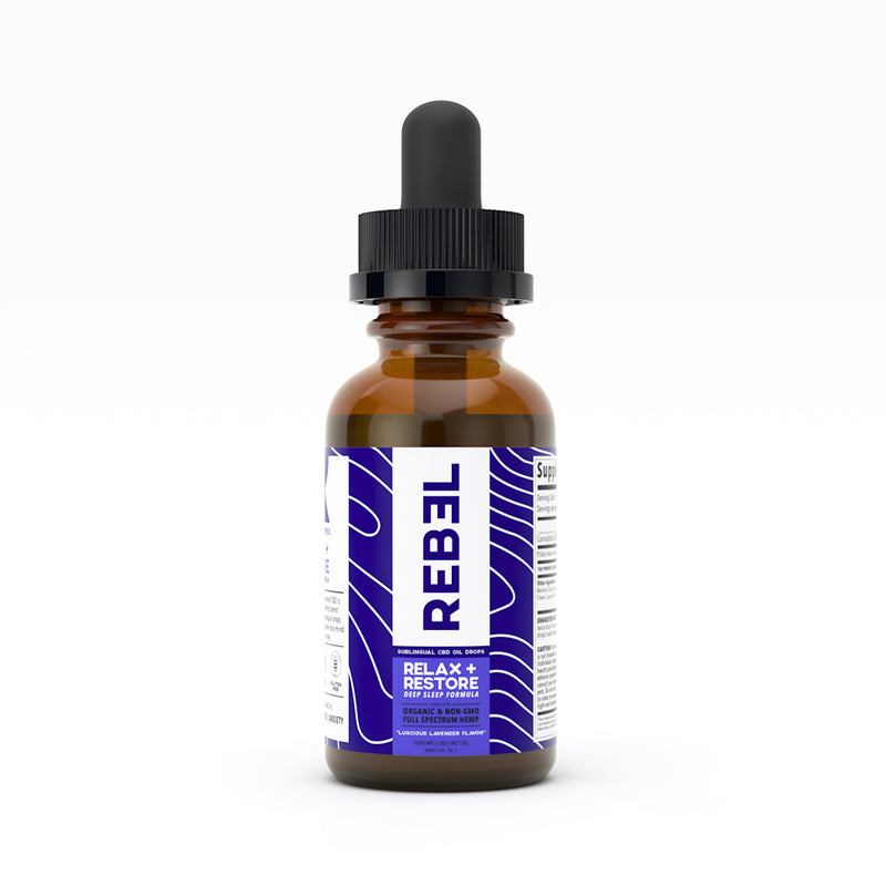 1000MG Deep Sleep Lavender