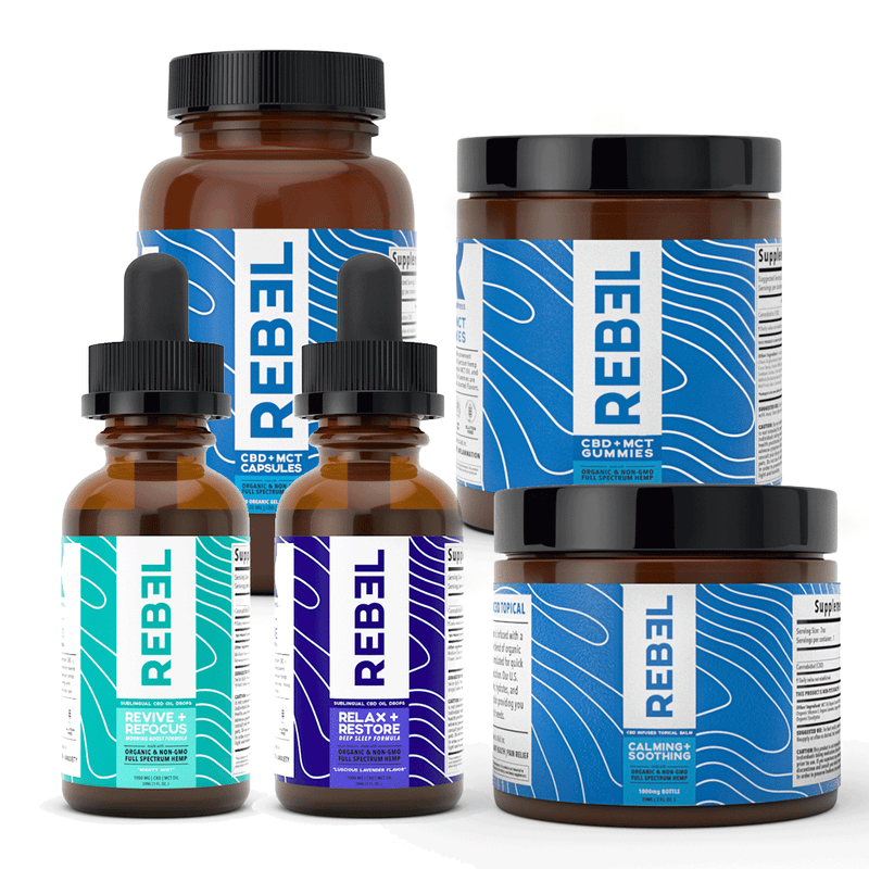Hemp Ultimate Wellness Bundle