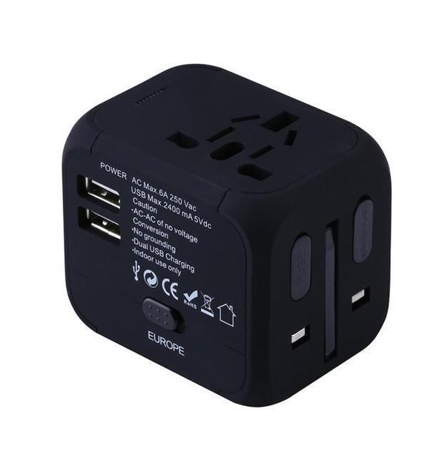 Universal Travel Socket - Click Shopping