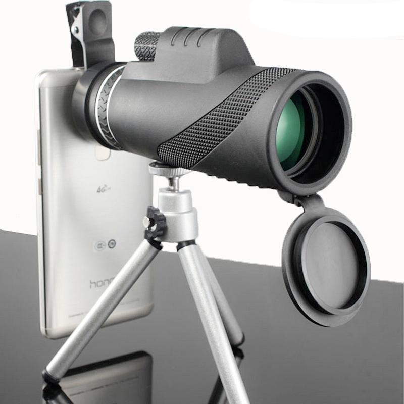 WATERPROOF HD 40X60 HIGH DEFINITION MONOCULAR - Click Shopping