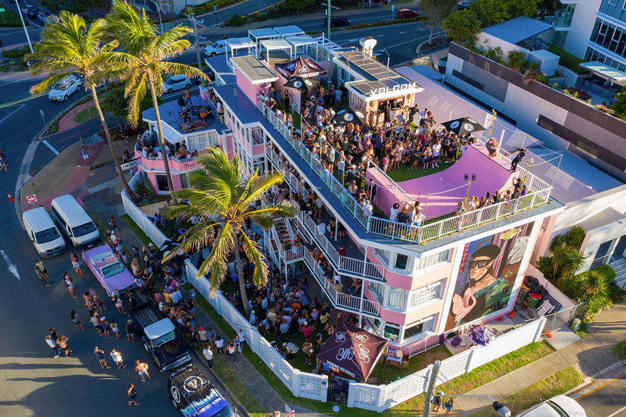 Volcom Pink Hotel // Truly the Party of the Decade