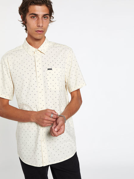 Mark Mix Short Sleeve - White Flash