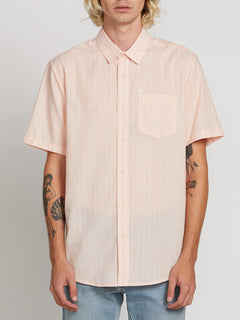 Rilee Short Sleeve Shirt In Barbados, Front View
