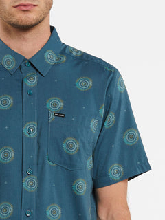Inner Valley Short Sleeve - Rincon Blue (A0432004_RNC) [1]