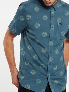 Inner Valley Short Sleeve - Rincon Blue (A0432004_RNC) [2]