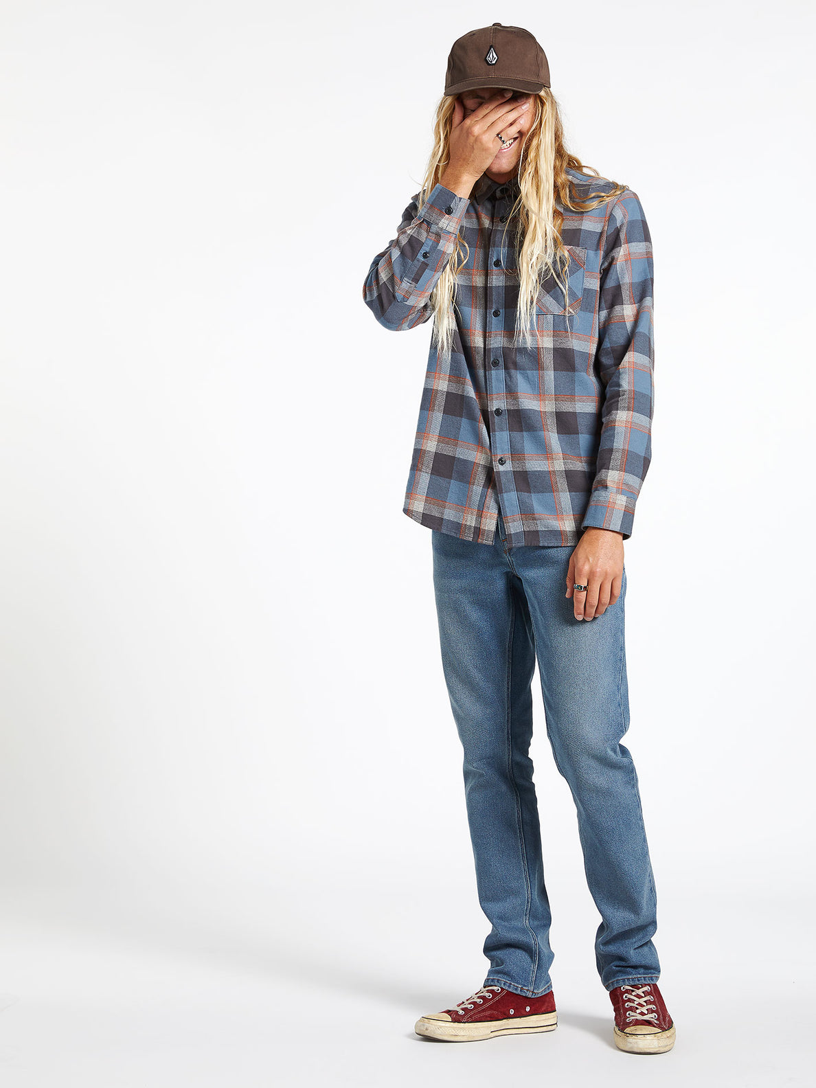 CADEN PLAID L/S (A0512000_STB) [20]