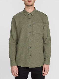 Caden Solid Long Sleeve (A0531806_ARC) [F]