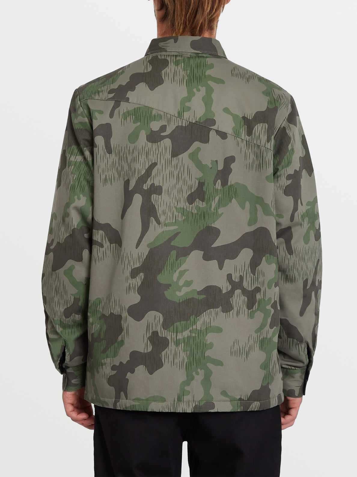 Trademan Long Sleeve - Camouflage