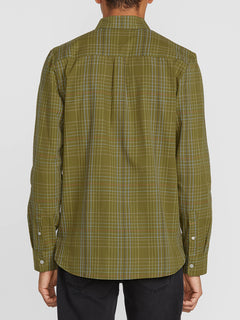 Moore Mix Long Sleeve - Sonic Green (A0541900_SNC) [B]