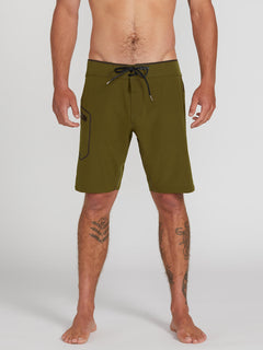 Deadly Plus Mod-Tech Trunks - Military (A0812024_MIL) [1]