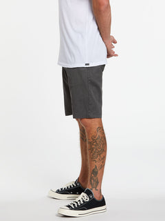 Frickin Modern Stretch Short - Charcoal Heather (A0911601_CHHK) [3]