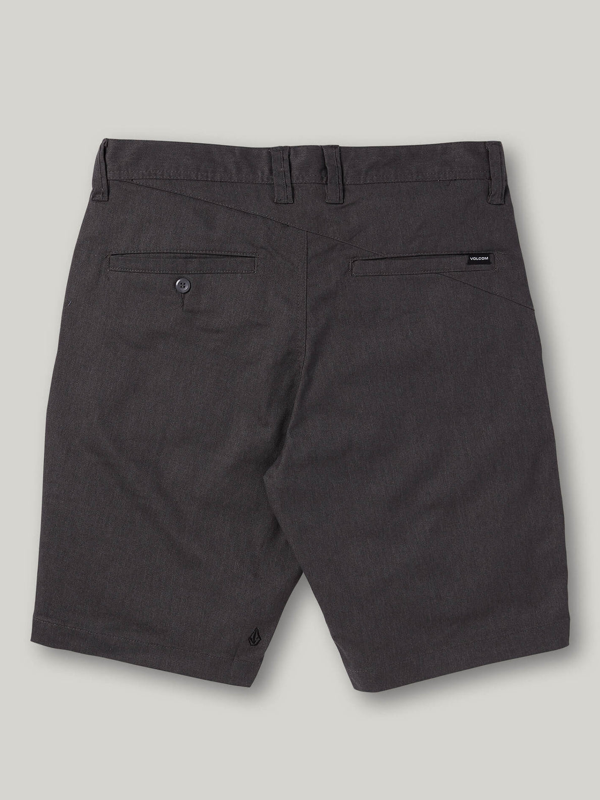 FRCKN MDN STRCH SHT - CHARCOAL HEATHER (A0911601_CHHK) [B]
