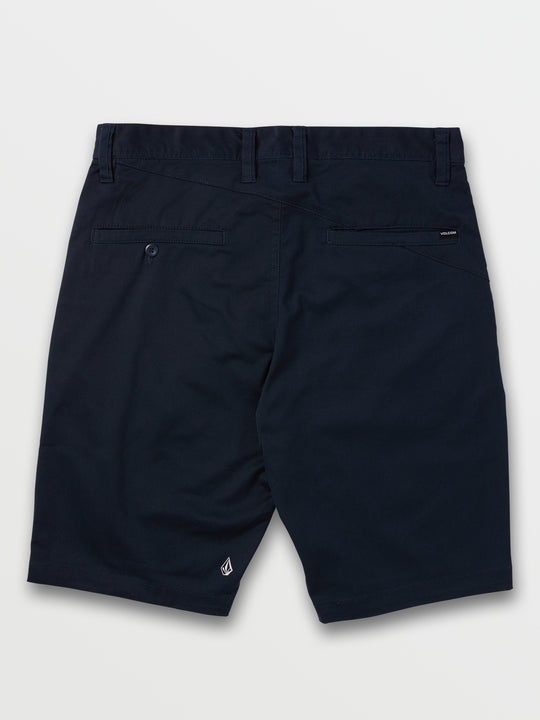 Frickin Modern Stretch Shorts - Dark Navy