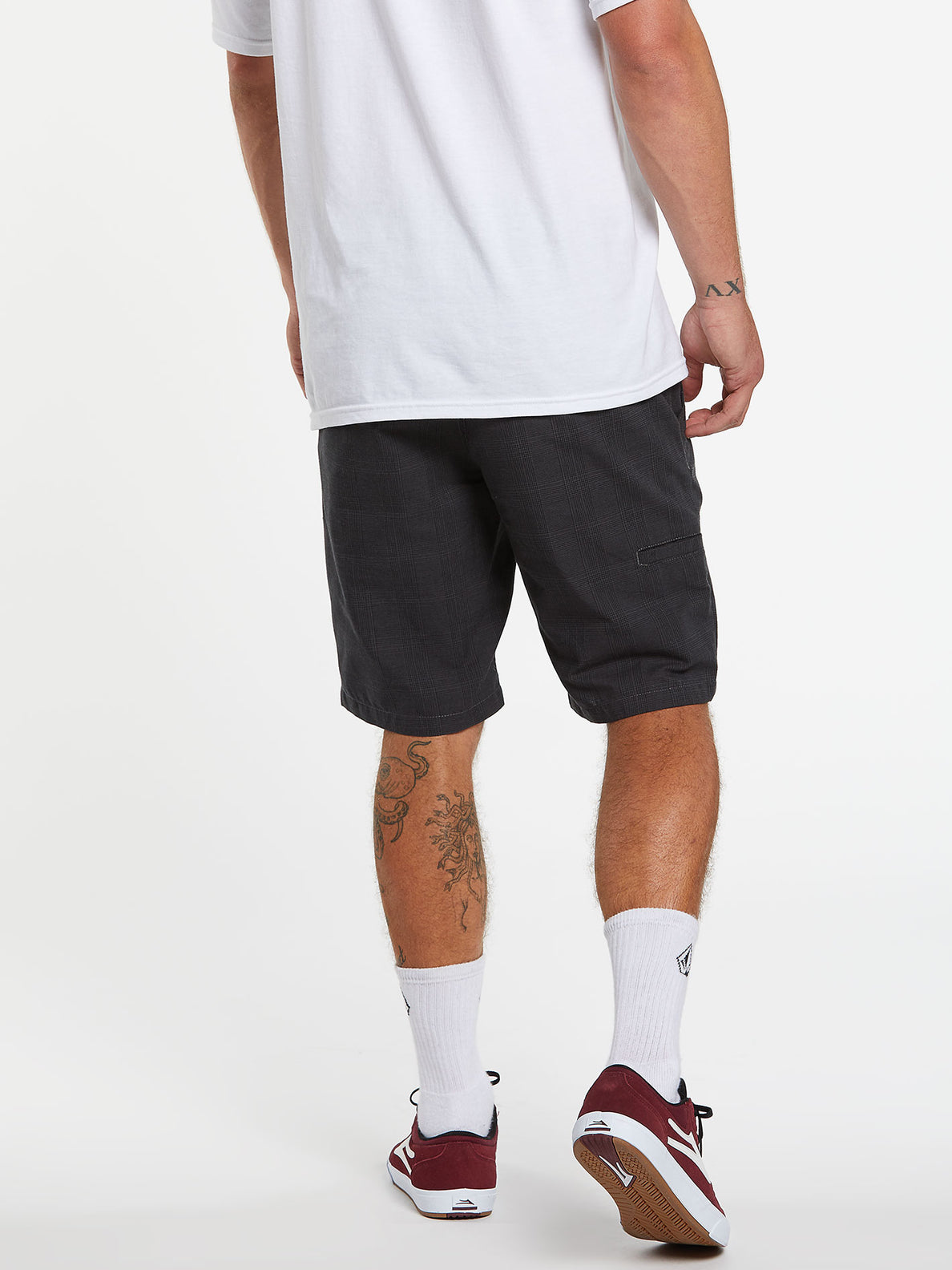The Down Low Shorts - Black (A0912001_BLK) [2]