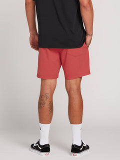 Deadly Stones Shorts - Mineral Red