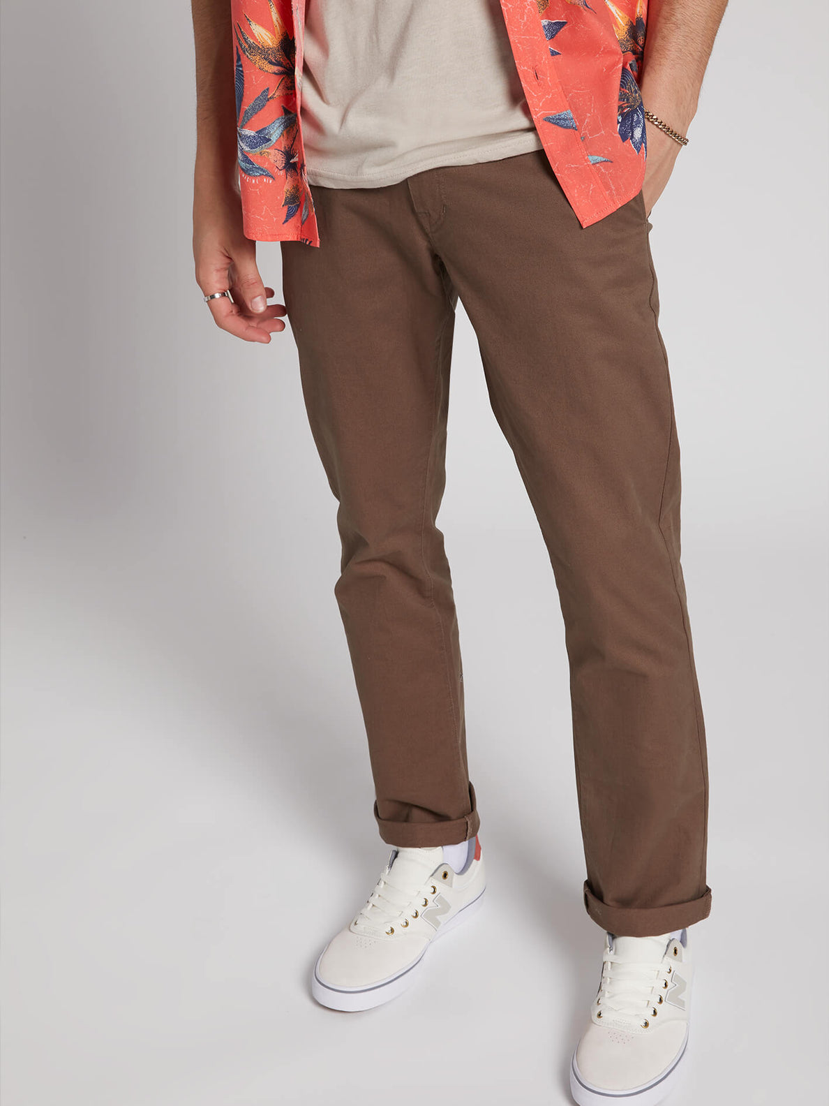 Frickin Slim Chino Pants - Major Brown (A1131601_MBR) [5]