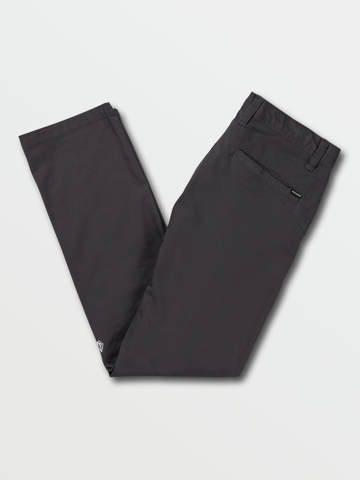 Frickin Modern Stretch Pants - Charcoal (A1131807_CHR) [B]