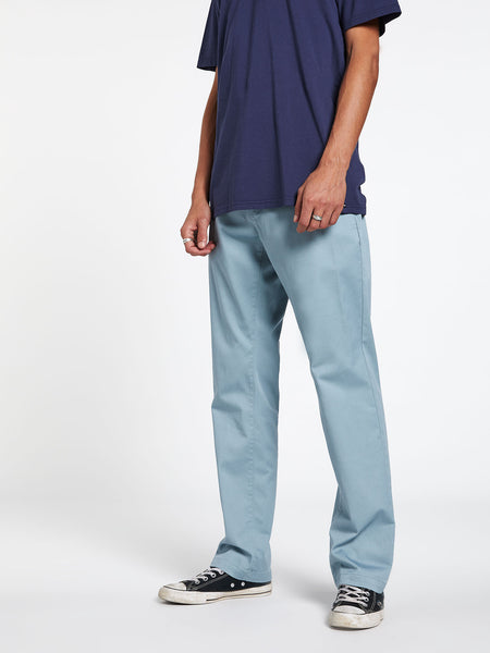 Frickin Modern Stretch Pants - Cool Blue