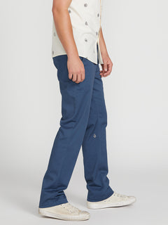 Frickin Modern Stretch Pants - Smokey Blue (A1131807_SMB) [3]
