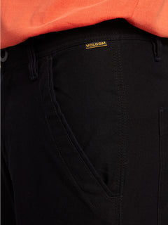 Nailer Canvas Pants - Black (A1131902_BLK) [5]