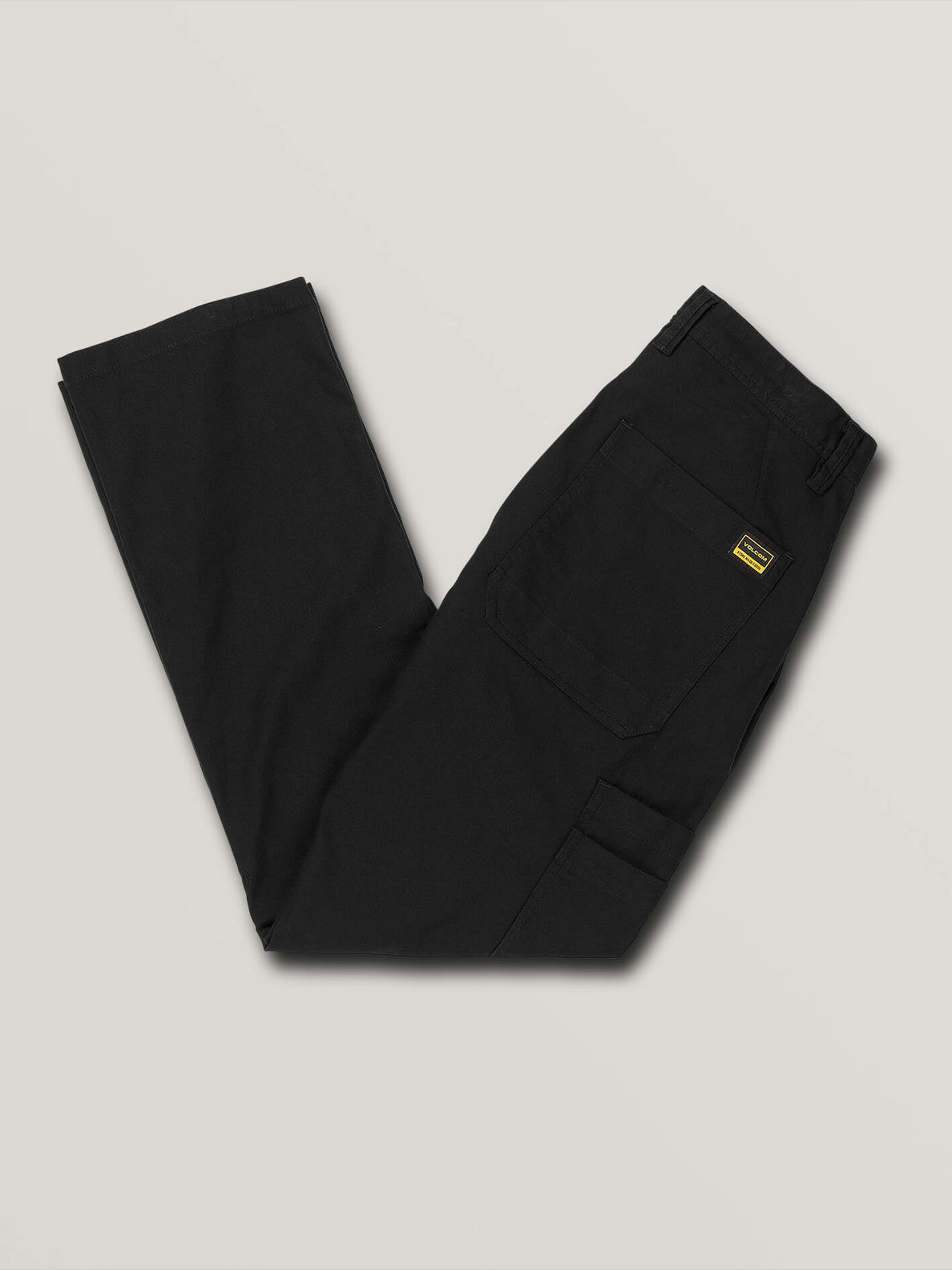 Nailer Canvas Pants - Black (A1131902_BLK) [B]