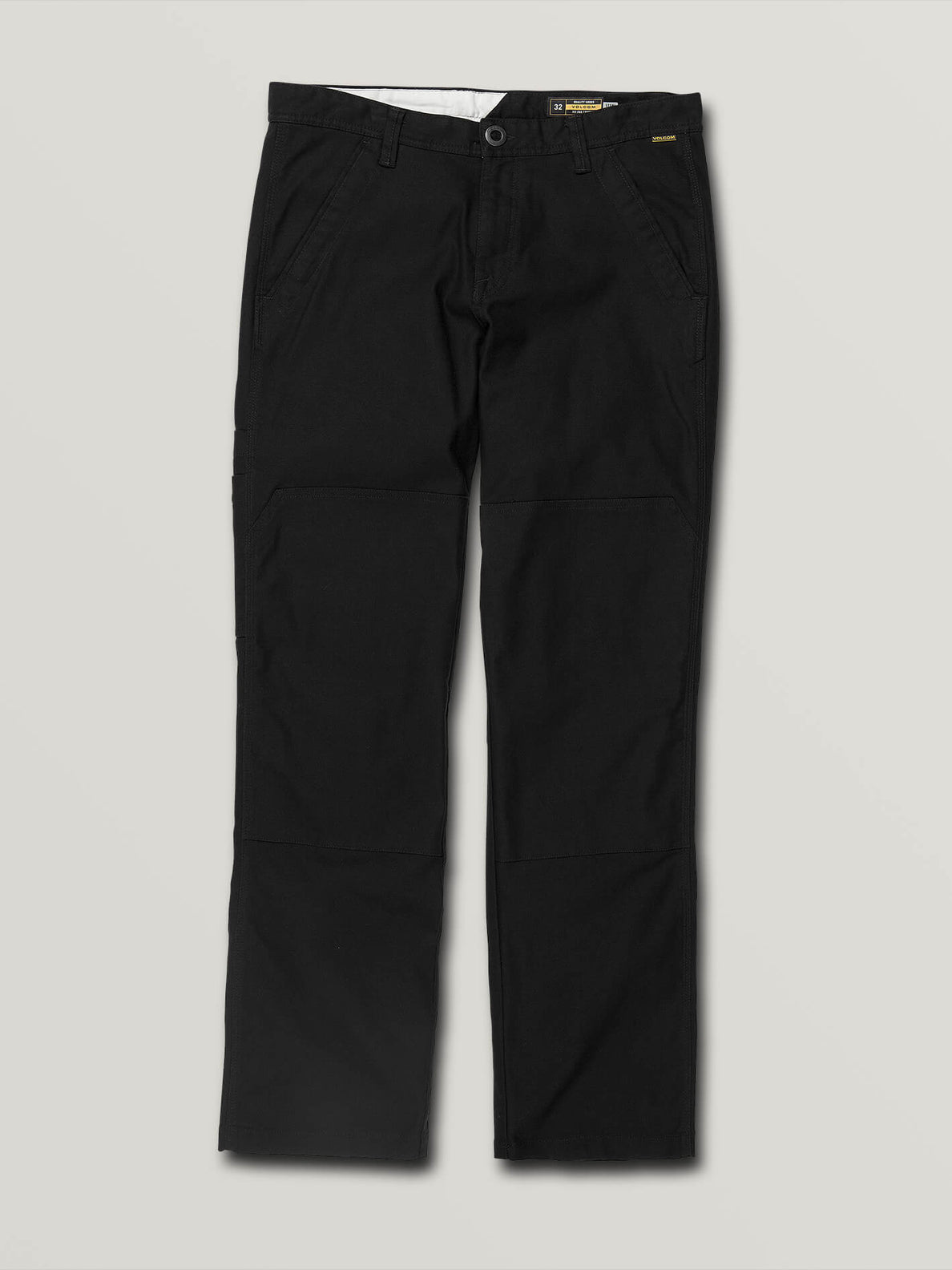 Nailer Canvas Pants - Black (A1131902_BLK) [F]