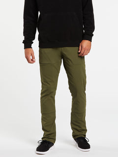 Stone Trail Master Pants - Military (A1132002_MIL) [1]