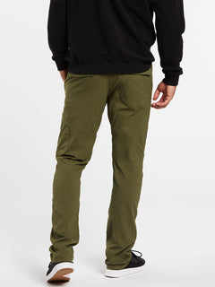 Stone Trail Master Pants - Military (A1132002_MIL) [2]