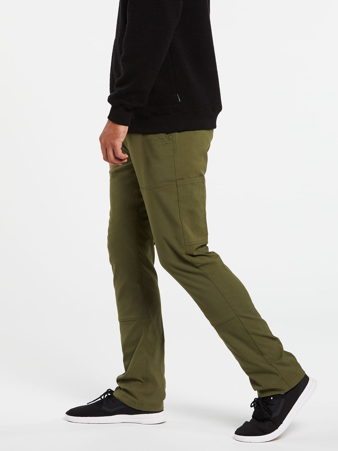 Stone Trail Master Pants - Military (A1132002_MIL) [3]