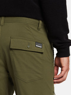 Stone Trail Master Pants - Military (A1132002_MIL) [4]