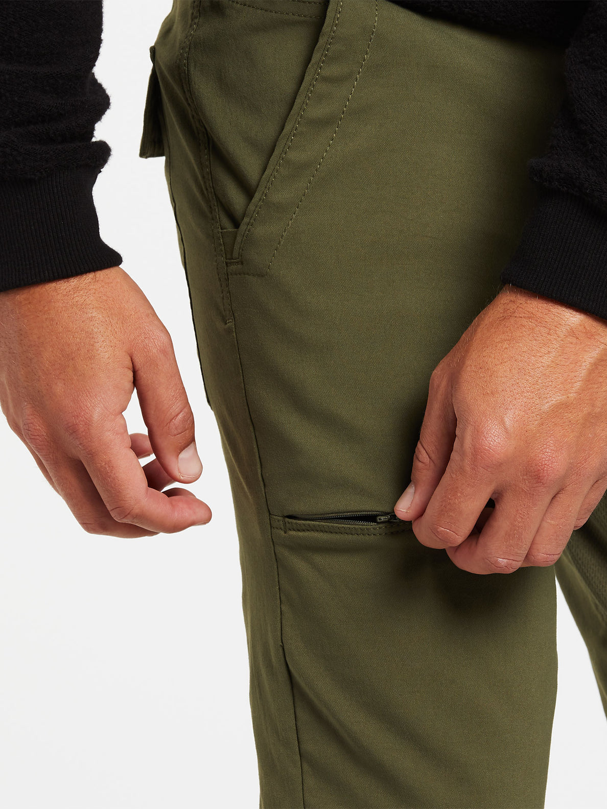 Stone Trail Master Pants - Military (A1132002_MIL) [5]