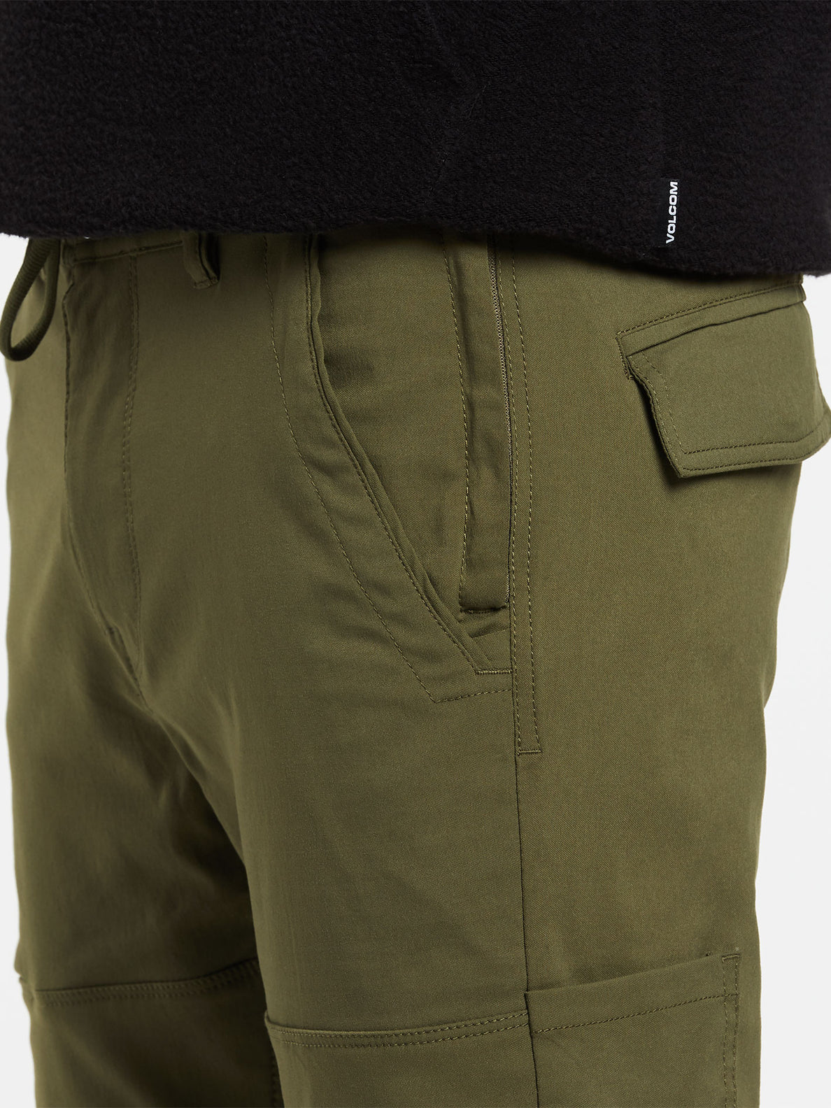 Stone Trail Master Pants - Military (A1132002_MIL) [6]
