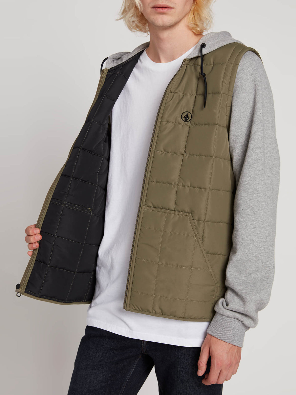 September Jacket - Army Green Combo (A1631900_ARC) [2]