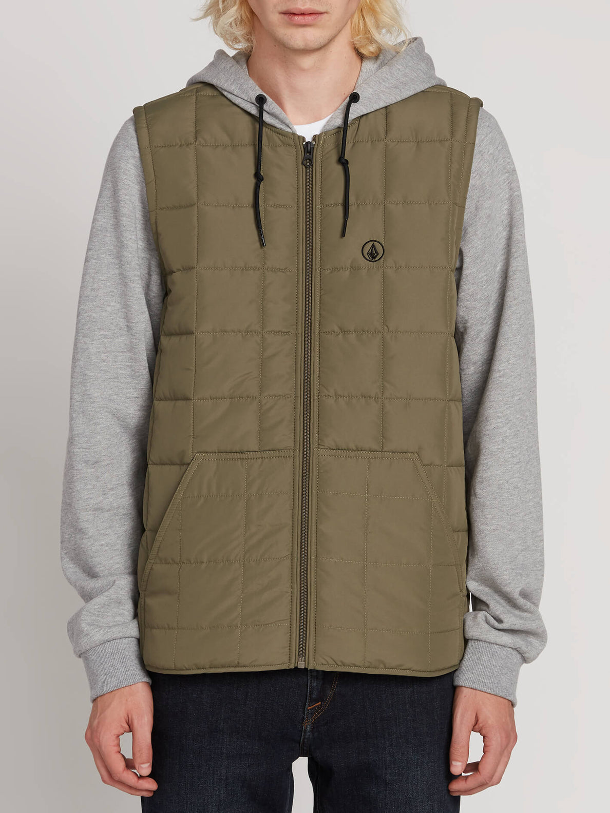 September Jacket - Army Green Combo (A1631900_ARC) [F]