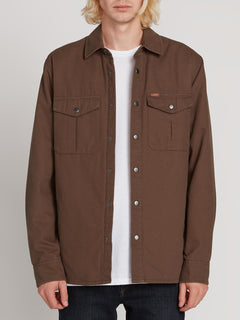 Larkin Jacket - Major Brown (A1631901_MBR) [1]