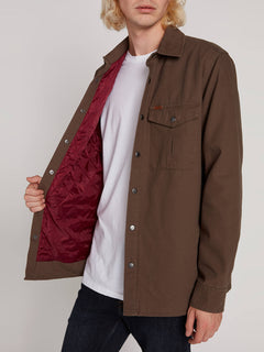 Larkin Jacket - Major Brown (A1631901_MBR) [3]